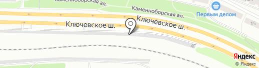 АРГОН СЕРВИС на карте Петрозаводска