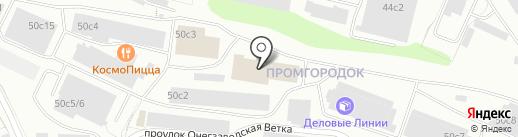 20 Тонн на карте Петрозаводска