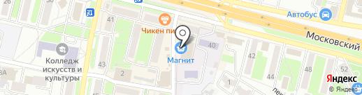 OZON.ru на карте Брянска