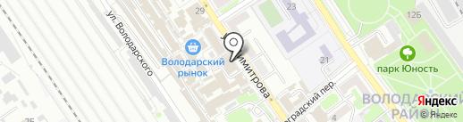 Салон штор на карте Брянска