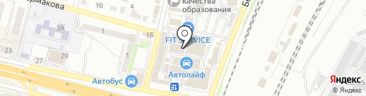 Сюрприз на карте Брянска