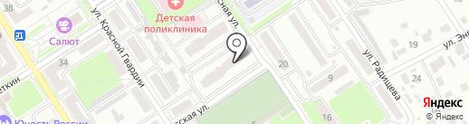 Авто Плюс на карте Брянска