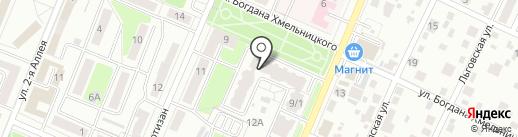 Faberlic на карте Брянска