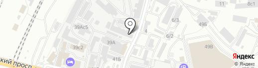 Оптово-розничный магазин на карте Брянска