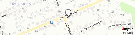 ТВ Мастер 32 на карте Брянска