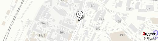 Лавка рукоделия на карте Брянска