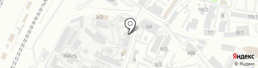 МосЦвет на карте Брянска