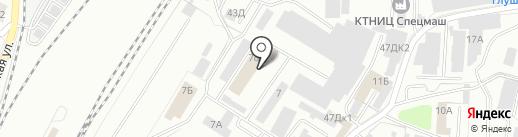 Магазин бакалейных товаров на карте Брянска