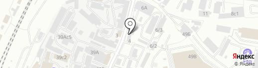 Интехпром, ЗАО на карте Брянска