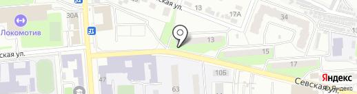 ФарМа на карте Брянска