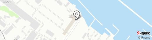Геометрия на карте Петрозаводска