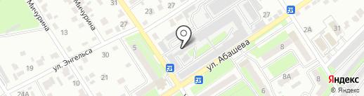 Скат-плюс на карте Брянска