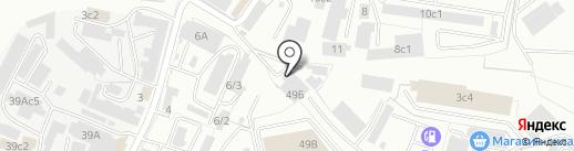 БСК-Соль на карте Брянска