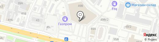 WT-парикмахер на карте Брянска