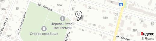 Авторазборка на карте Брянска