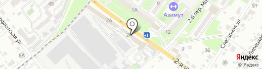 PITSTOP на карте Брянска