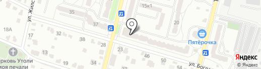 Монтажная фирма на карте Брянска