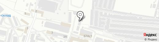 Bus-Master на карте Брянска