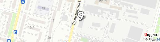 СтройсервисТрейд на карте Брянска