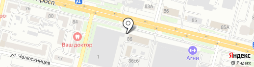 ИНТЕРЬЕРНЫЙ 3Д САЛОН на карте Брянска