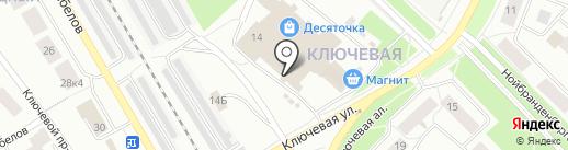 Центр эстетической медицины Вита на карте Петрозаводска