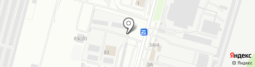 Агротрейд на карте Брянска