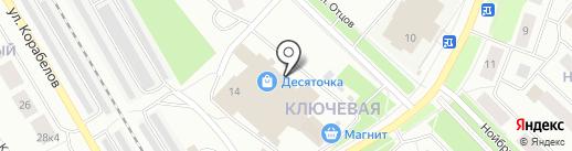 101 роза на карте Петрозаводска