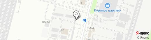 КИТ-Строй на карте Брянска