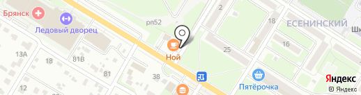 Auto Profi на карте Брянска