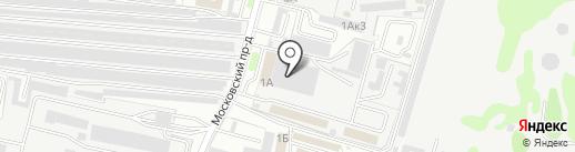 Hyundai на карте Брянска