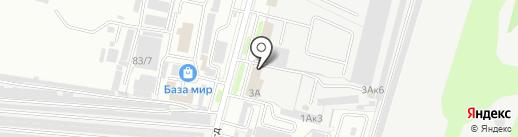 Для дома-для семьи на карте Брянска