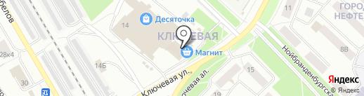 Чебуречная на Ключевой, 14 на карте Петрозаводска