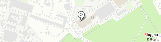 Транснефть-Дружба на карте Брянска