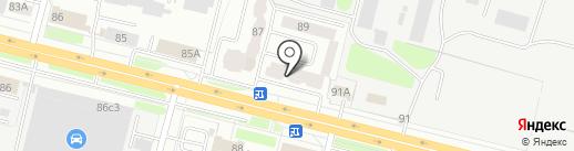 Здрав дом на карте Брянска