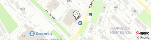 ФОК-кафе на карте Петрозаводска