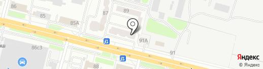 ТочкаЦветочка на карте Брянска