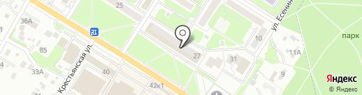 ГорСвет на карте Брянска