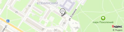 Автошкола Главная дорога, ЧОУ ДО на карте Брянска