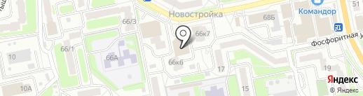 Текстиль для дома на карте Брянска