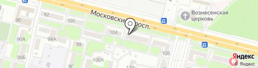 Детский гардероб на карте Брянска