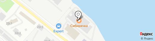 МАК-АВТО на карте Петрозаводска