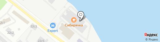 КОРД на карте Петрозаводска