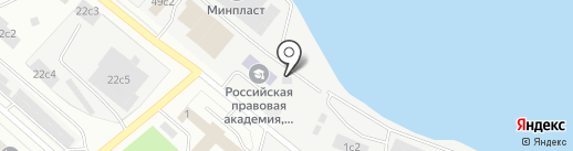 Карелия Металл на карте Петрозаводска
