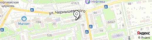 Реставрация на карте Брянска