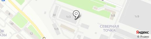 Фирма Старком на карте Петрозаводска