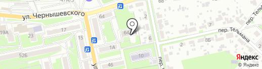 Социально-реабилитационный центр для несовершеннолетних г. Брянска на карте Брянска