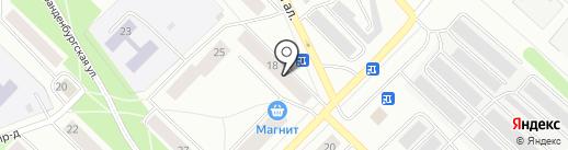 ВИКТОРИЯ 18, ТСЖ на карте Петрозаводска