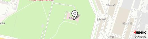 НУЗ Отделенческая больница на карте Брянска