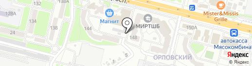 Магазин запчастей для тракторов на карте Брянска