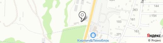 АС Моторс на карте Брянска